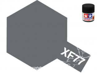 peinture maquette tamiya xf77 gris IJN SASEBO Arsenal 10ml