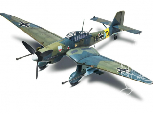 Revell US maquette avion 5270 Stuka Ju 87G-1 1/48