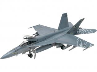 Revell US maquette avion 5850 F/A-18E Super Hornet  1/48