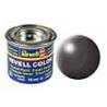 peinture revell 378 gris foncé satine