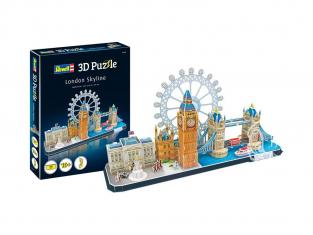 Revell pulzze 3D 00140 London Skyline