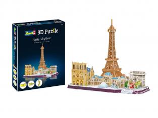 Revell pulzze 3D 00141 Paris Skyline