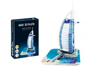 Revell puzzle 3D 00202 Burj Al Arab
