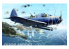 Great Wal Hobby maquette avion L4807 Douglas TBD1 Devastator 1.48