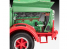 Revell maquette camion 07555 Büssing 8000 S13 1/24