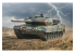 Italeri maquette miltaire 6567 Leopard 2A6 1/35