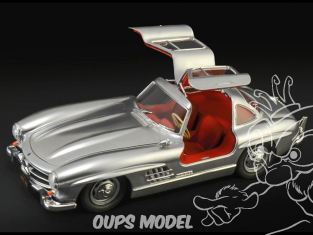 Italeri maquette voiture 3612 Mercedes-Benz 300SL Gullwing 1/16