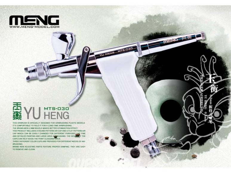 MENG MTS-030 Choisissez YU HENG pour un aérographe Smooth