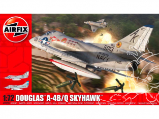 Airfix maquette avion A03029A Douglas™ A-4B/Q Skyhawk™ 1/72