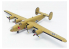 Atlantic maquette avion H218 B-24J Liberator Bomber Buffalo Bill 1/92