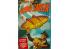Atlantis maquette Espace AMC-1009 Vic Torry et sa série de 5 pouces UFO Flying Saucer avec Lumiére
