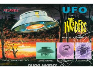 Atlantis maquette Espace AMC-1006 Les envahisseurs UFO 1/72