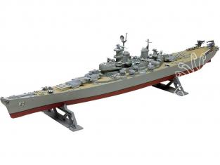 REVELL US maquette bateau 0301 USS Missouri Battleship 1/535
