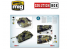 MIG Librairie 6500 Solution Book - Comment peindre des véhicules Américains WWII en Europe en Français (Multilangues)