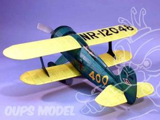 Maquette DUMAS AIRCRAFT 401 LAIRD SUPER SOLUTION