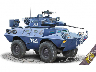 Ace Maquettes Militaire 72430 LAV-150 APC avec canon de 20 et 90 mm 1/72