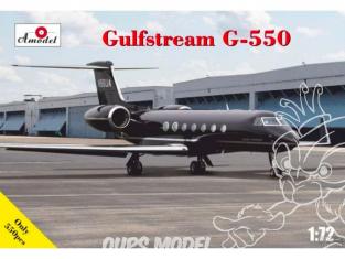 Amodel maquettes avion 72361 G-550 Gulfstream 1/72