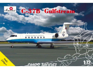 Amodel maquettes avion 72327 C-37B Gulfstream 1/72
