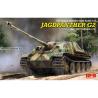 Rye Field Model maquette militaire 5022 Jagdpanther G2 Sd.Kfz.173 Intérieur complet 1/35