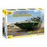 """Zvezda maquette militaire 5057 Véhicule de combat d'infanterie lourde russe TBMP T-15 """"Armata"""" 1/72"""
