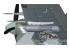 Airfix maquette avion A19003A Hawker Typhoon MkIb Early Car Door Inclus une deco suplementaire 1/24