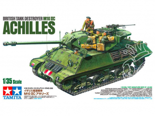 TAMIYA maquette militaire 35366 M10 IIC Achilles 1/35