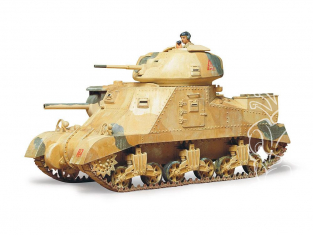 TAMIYA maquette militaire 35041 M3 Grant Mk.I1/35