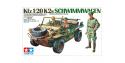 TAMIYA maquette militaire 35003 Voiture amphibie Allemande Schwimwagen 1/35