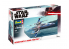 Revell maquette Star Wars 06744 Resistance X-Wing Fighter 1/72