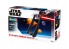 Revell maquette Star Wars 06746 Kylo Ren's Command Shuttle 1/35