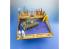 ModelCraft WTA4/CM Station de travail et tapis de découpe A4