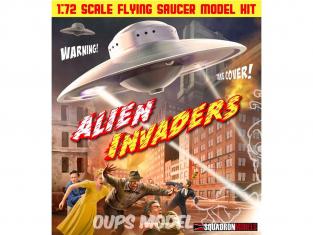 Squadron maquette plastique SQM0003 Alien Invader 1/72