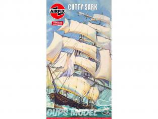 AIRFIX maquette bateau A09253V Airfix Vintage Classics Cutty Sark 1869 1:130