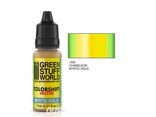 Green Stuff 1553 Caméléon MYSTIC GOLD 17ml