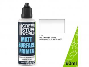 Green Stuff 501001 Primaire Blanc Mate 60ml