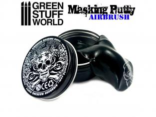 Green Stuff 502671 Mastic de Masquage pour Aérographe 60gr