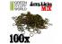 Green Stuff 362202 Set d'Anneaux bronze