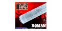 Green Stuff 503524 Rouleaux texturés ROMAIN