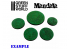 Green Stuff 503586 Rouleaux texturés MANDALA