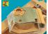 Aber 35A131 Panther G tourelle Armure anti-aérienne supplémentaire 1/35