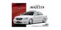 Aoshima maquette voiture 52365 Vlene UZS186 Majesta 2004 Toyota Crown 1/24