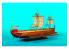 Zvezda maquette bateau 9030 Navire carthagenois 1/72