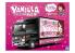 Aoshima maquette camion 55212 Vanilla Ad Truck 1/32