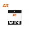 Ak interactive AK8073 Wipe - Tissus en fibre pour palette humide