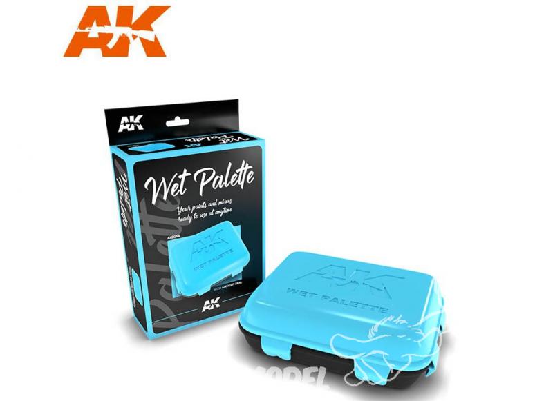 Ak interactive AK8064 Palette Humide