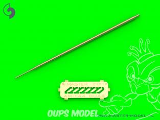 Master Model AM-144-027 Tube pitot MiG-21SM/M/MF/bis (Fishbed J/L/N) 1/144