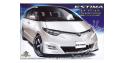 Aoshima maquette voiture 01981 Toyota Estima Aeras G-Package Custom 2006 1/24