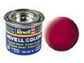 peinture revell 36 rouge carmin