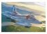 Hobby Boss maquette avion 87254 A-4ESky Hawk avion d'attaque 1/72