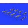 EDUARD Brassin super detaillage 635013 StG 44 assault rifle 1/35